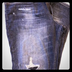 Goodfellow & Co distressed jeans